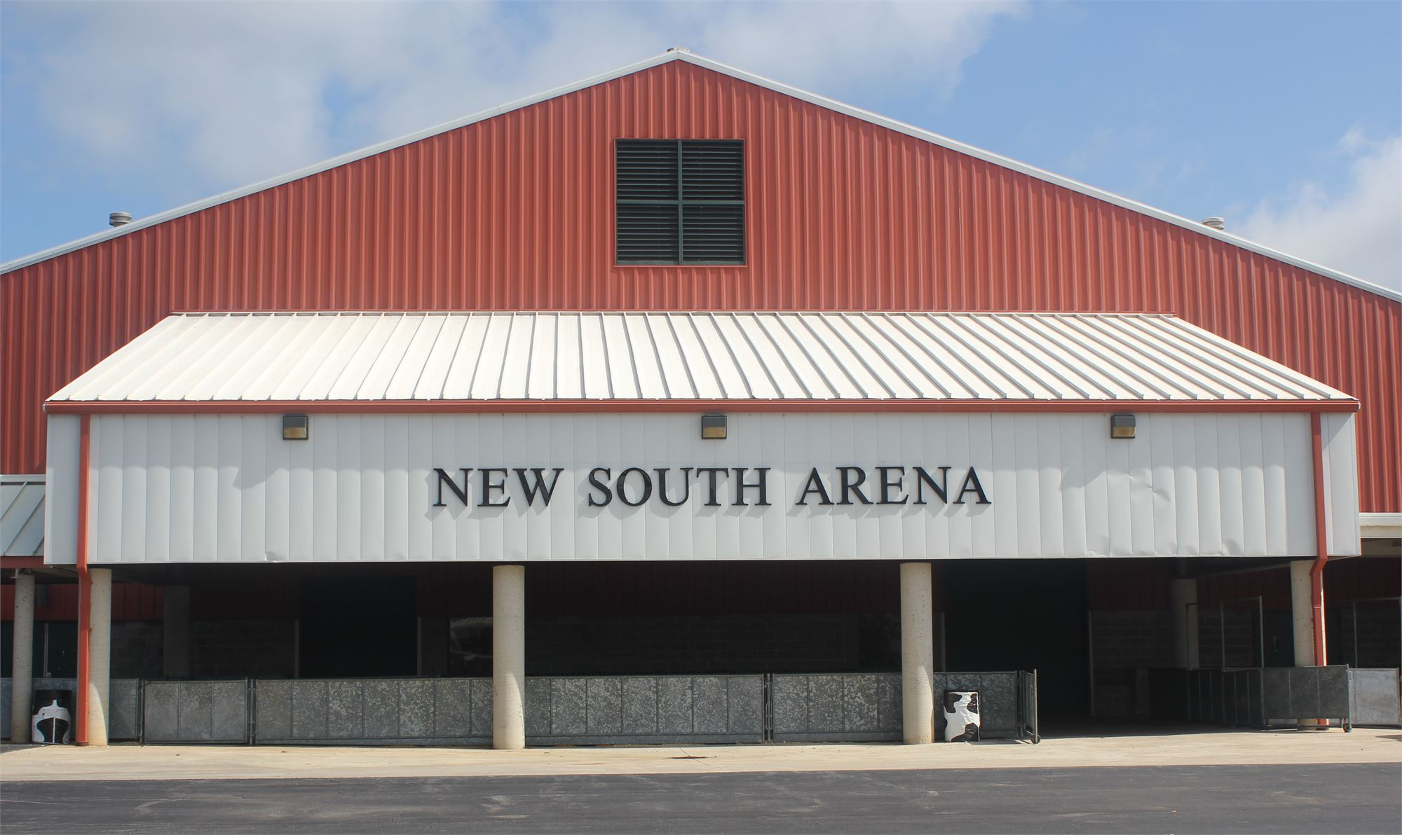 New South Arena