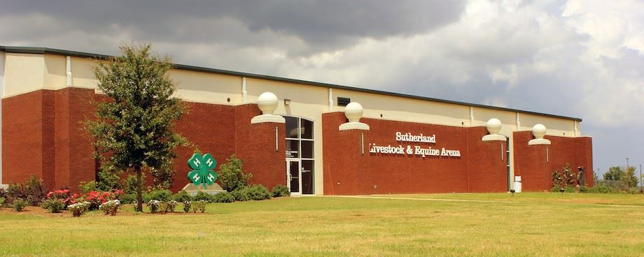 Sutherland Livestock & Equine Arena