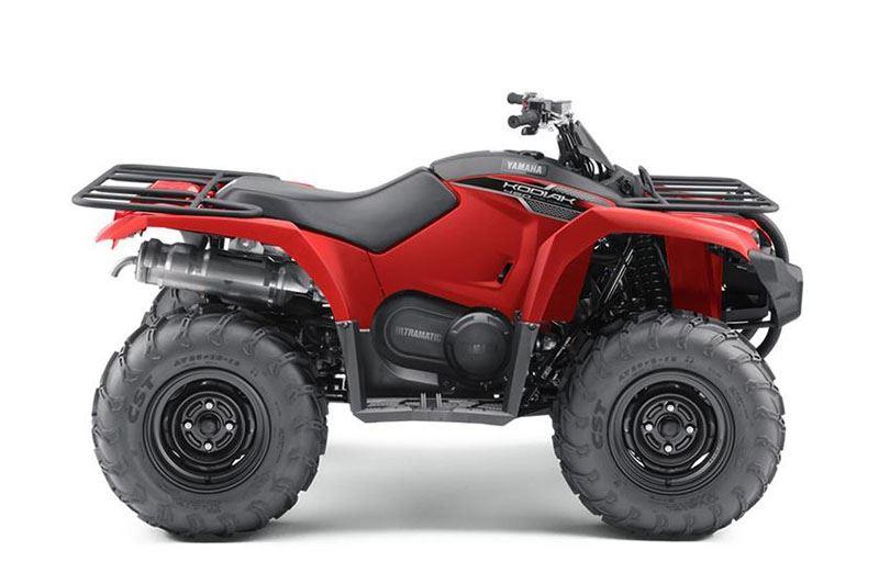 2019 Yamaha Kodiak 450
