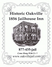 Historic Oakville 1856 jailhouse Inn