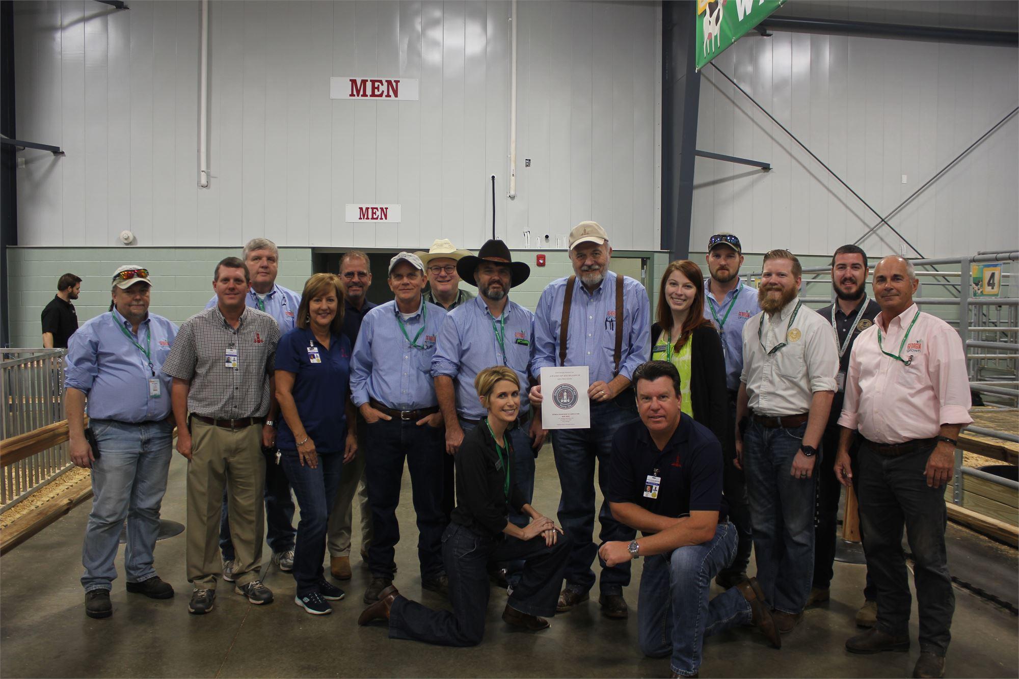 GNFA Pride Award: Georgia Department of Agriculture - Baby Barn