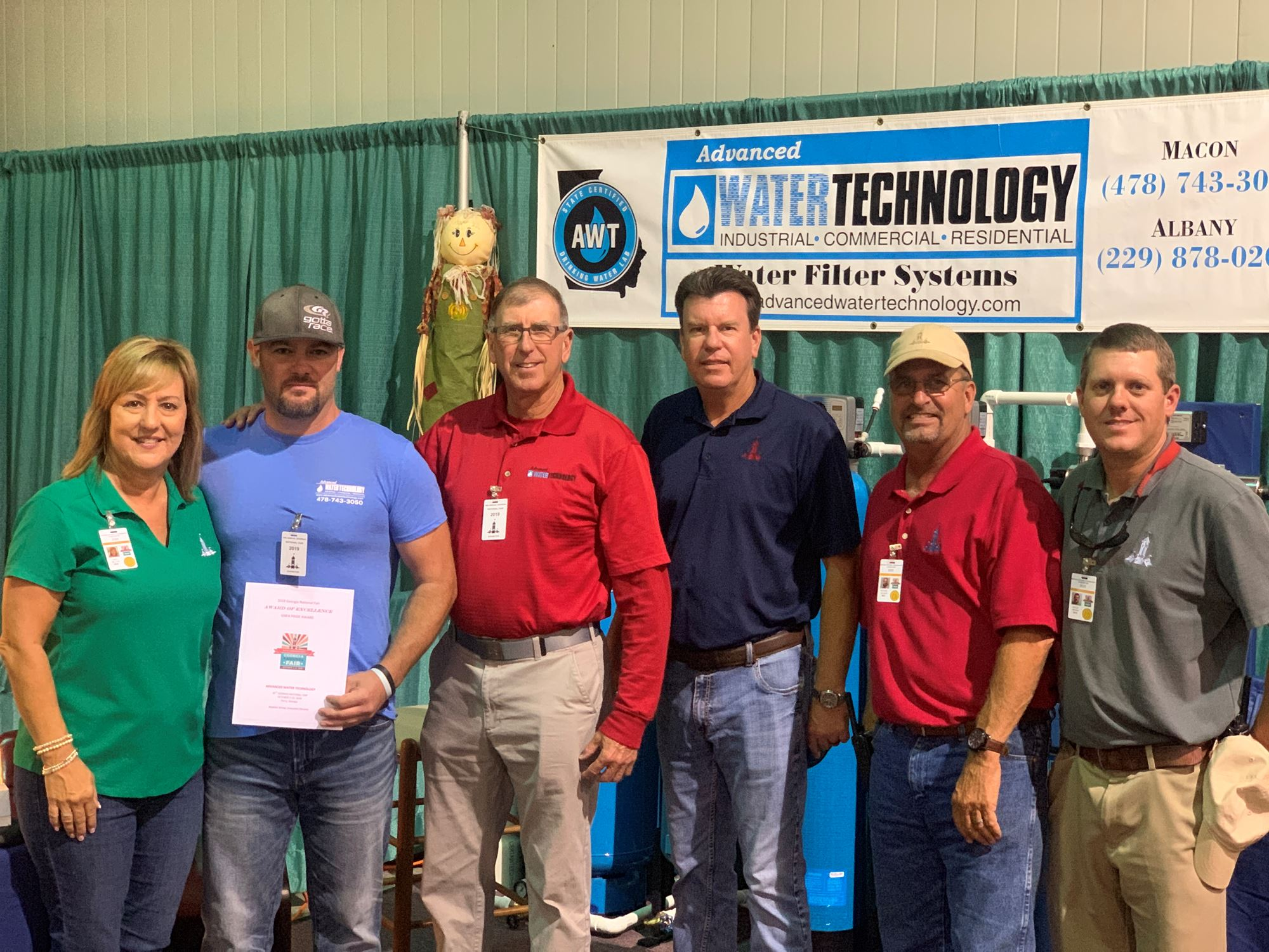 GNF Pride Award – Advanced Water Technology