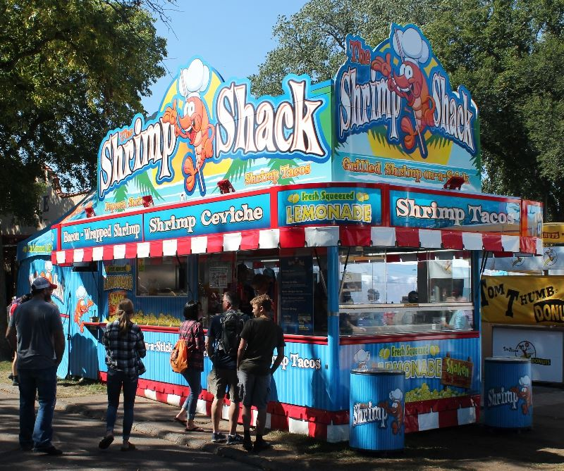 Shrimp Shack - New for the 30th Anniversary!