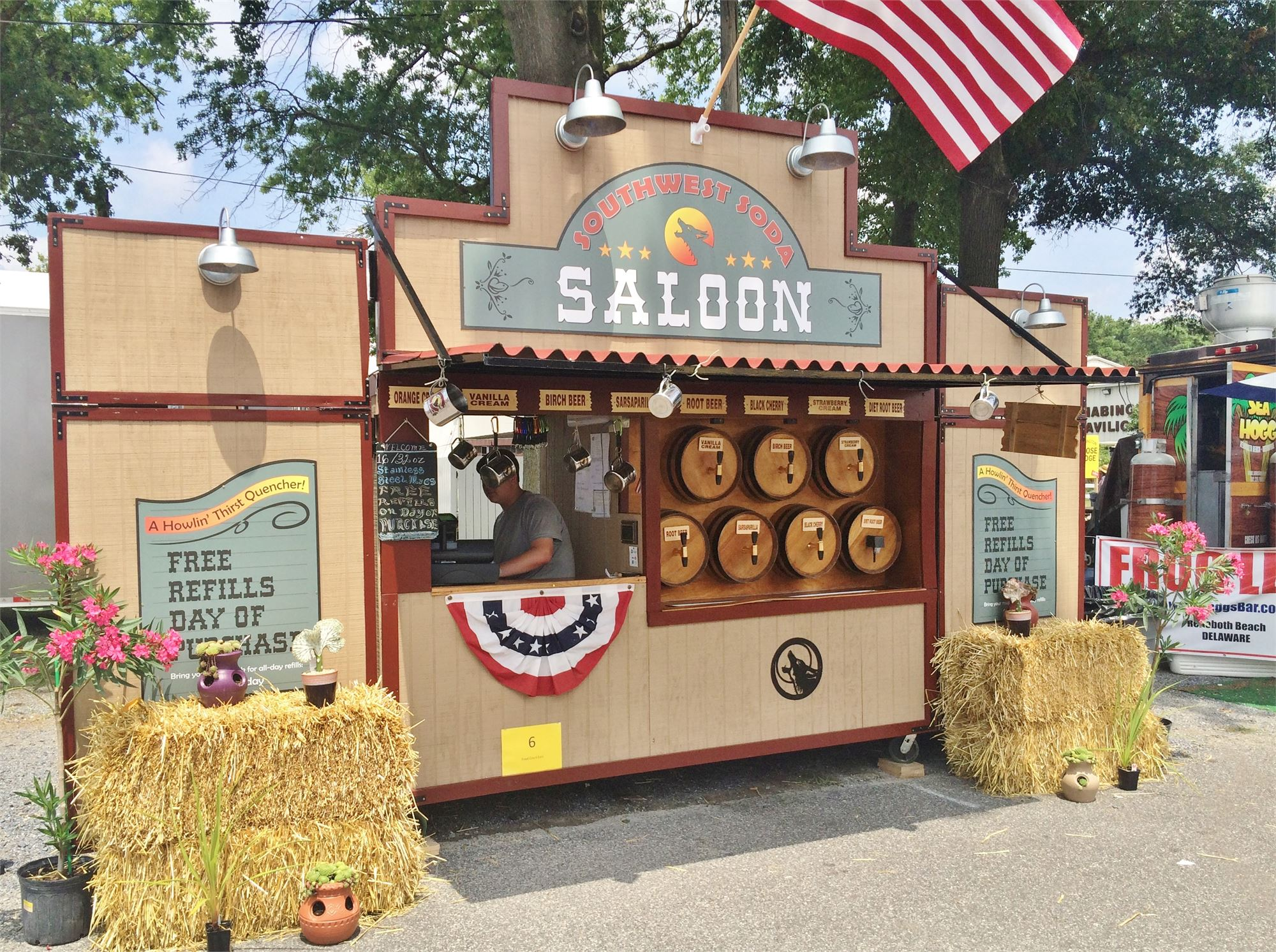 Southwest Soda Saloon
