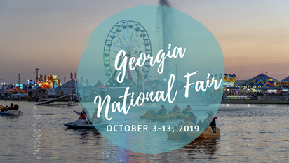 Image result for georgia national fair 2019 logo
