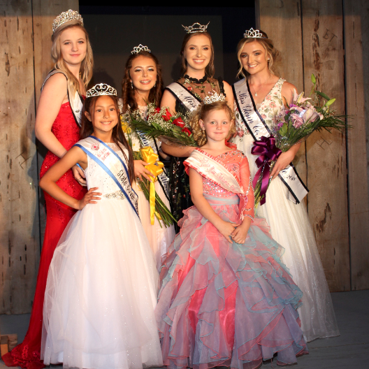 Miss Glenn County Competition