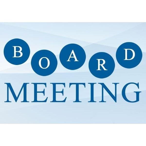 Board Members, Agendas & Minutes