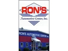 Ron's Automotive Center, Inc.