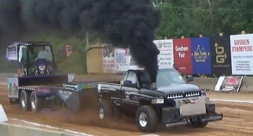 2019 Tri State Truck Pull