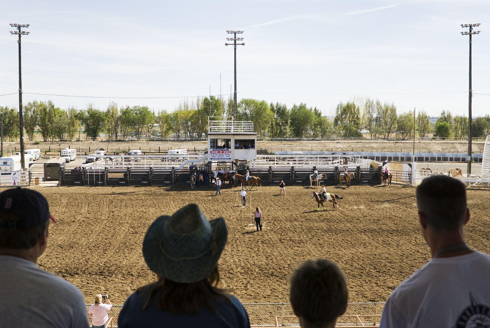 Rodeo Arena 800 Per Day