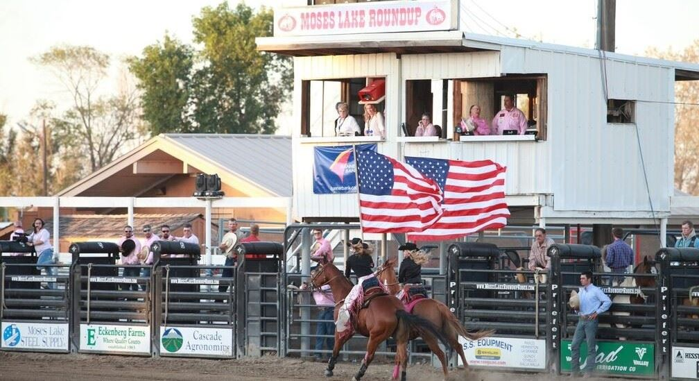 Moses Lake Roundup Rodeo