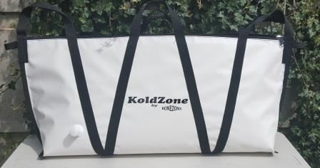 Keep that valuable fish you just caught ICE cold with the KoldZone by KoneZone. Made in the USA Baby!  Get yours at the Grays Harbor Outdoor Days April 30th - May 1st 2016.
