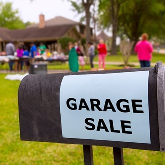 30 Miles of Junque Garage Sale