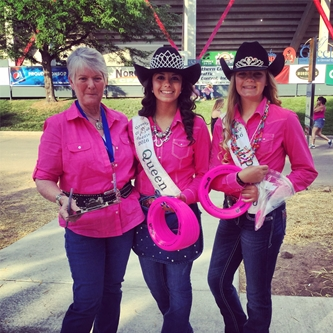 RODEOS FOR A CAUSE
