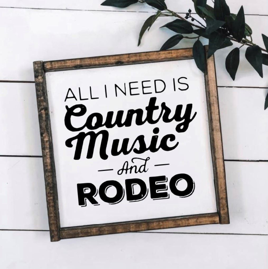 Country Music & Rodeo