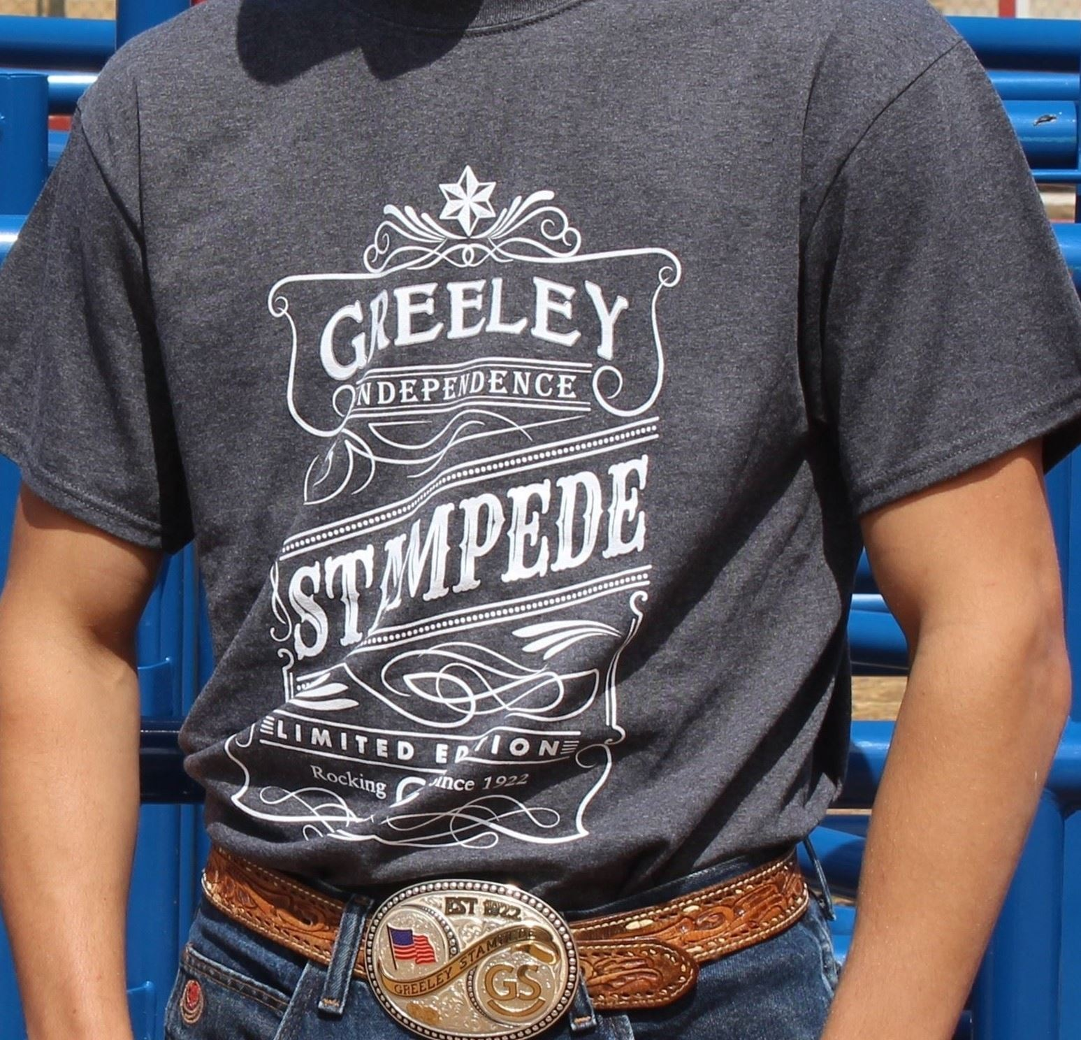 Greeley Stampede Limited Edition Tee