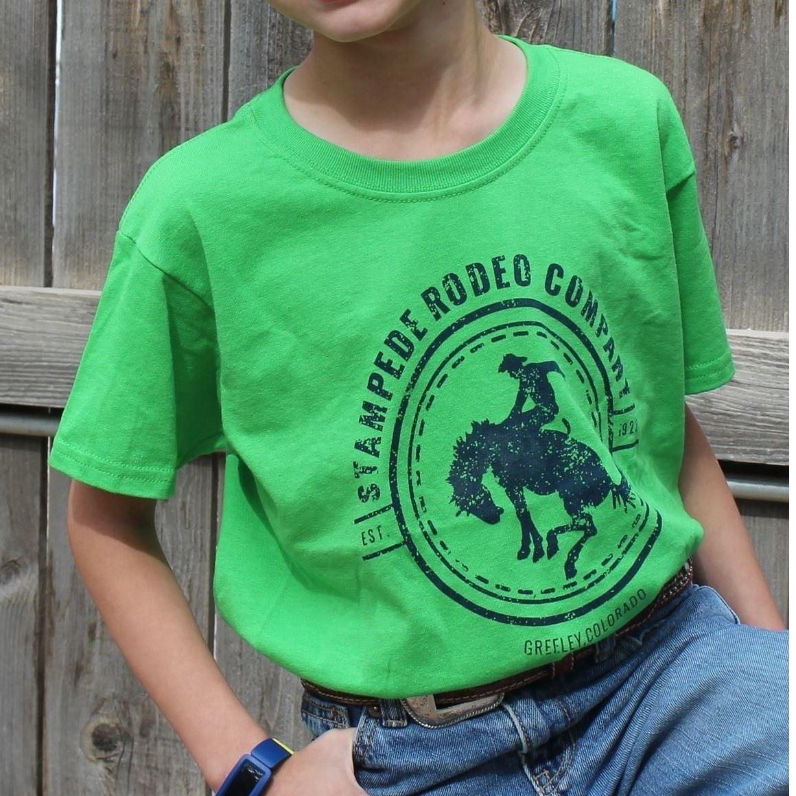 Kids Rodeo Company Tee