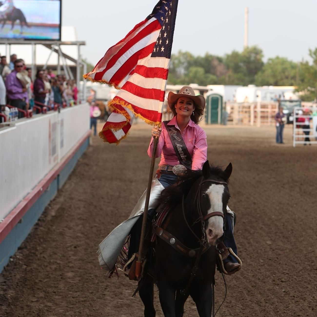 Military PRCA Rodeo