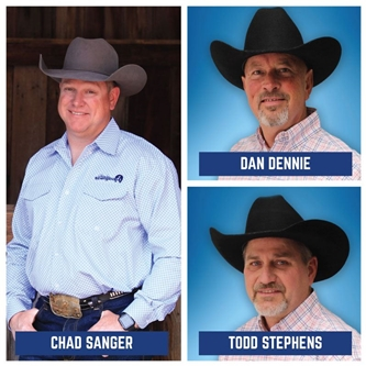 MEET THE NEW 2019 STAMPEDE COMMITTEE MEMBERS