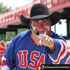 Barrel Man | Rodeo Clown