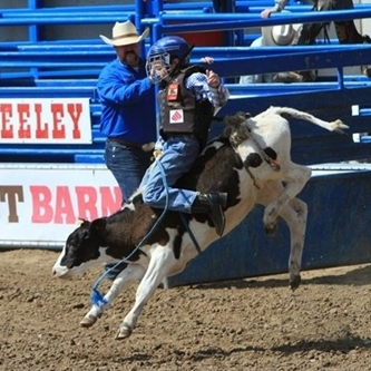 GREELEY STAMPEDE KIDS RODEO APPLICATIONS AVAILABLE APRIL 1ST!