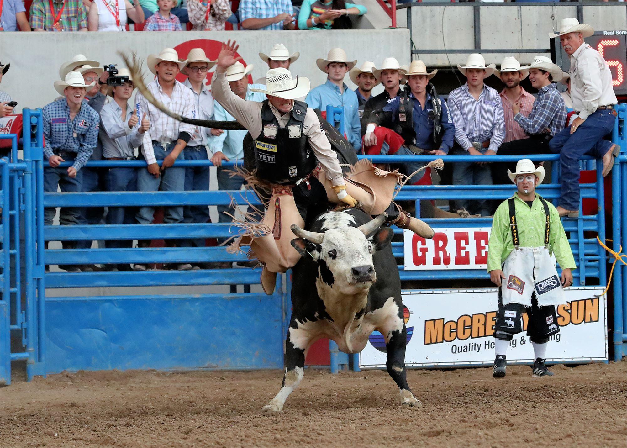 PRCA Rodeo Finals