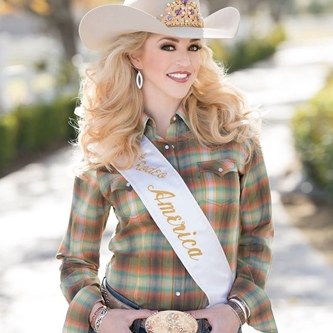 Miss Rodeo America coming to the Stampede