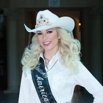 Miss Rodeo America Visit