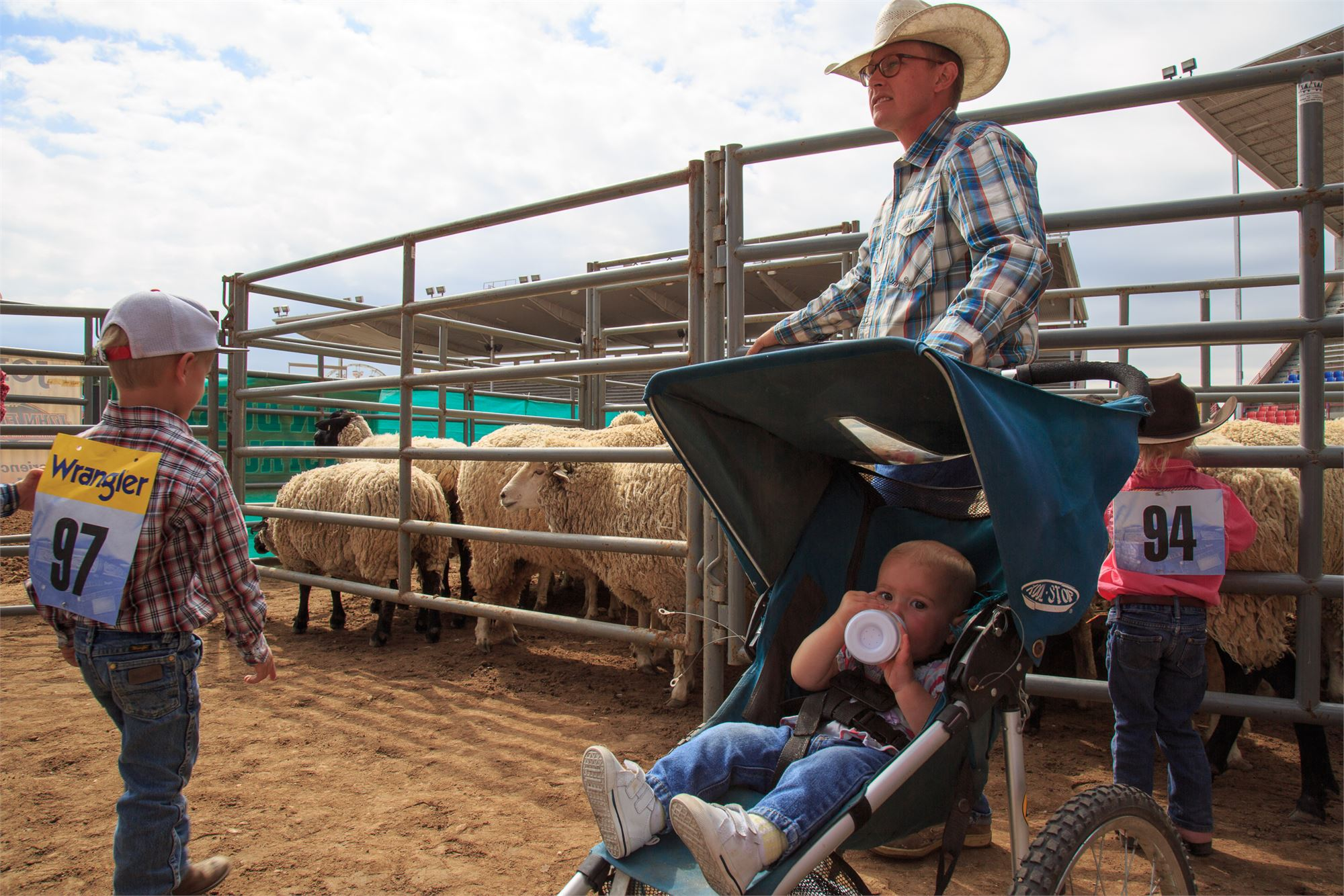 Kids Rodeo