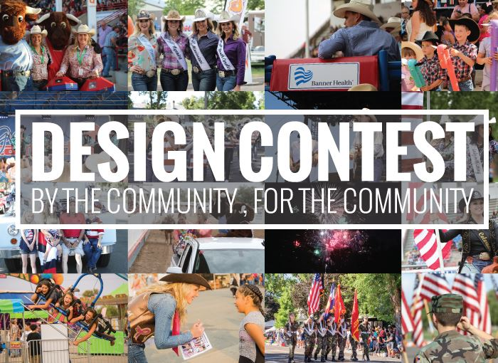 Greeley Stampede Community Pin Contest