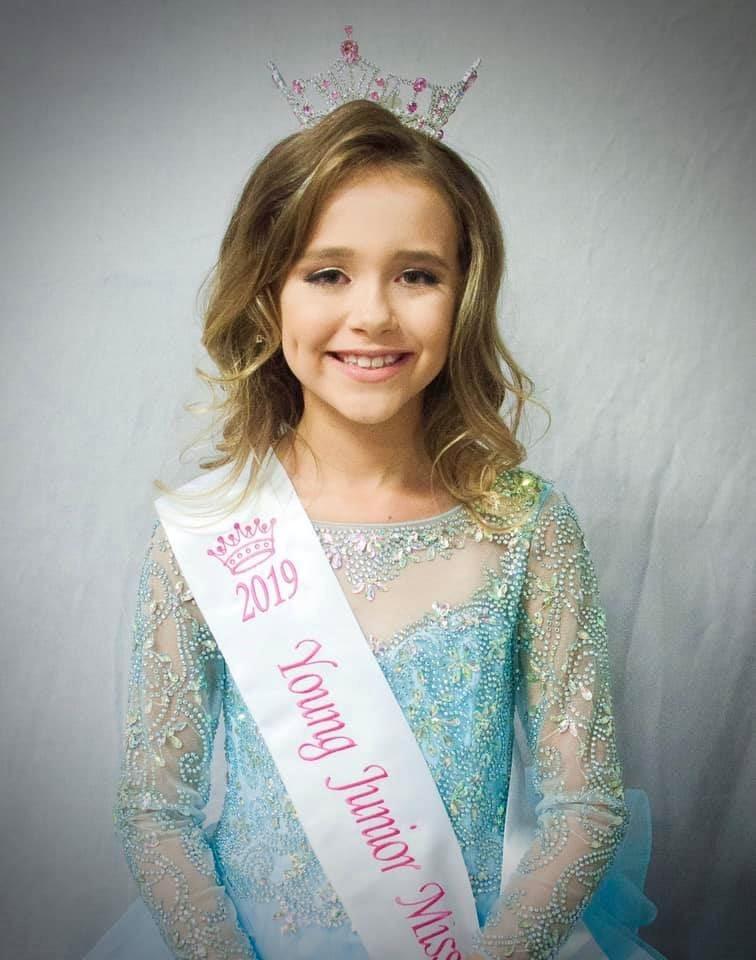 Young Junior Miss Gwinnett: Charley Martin