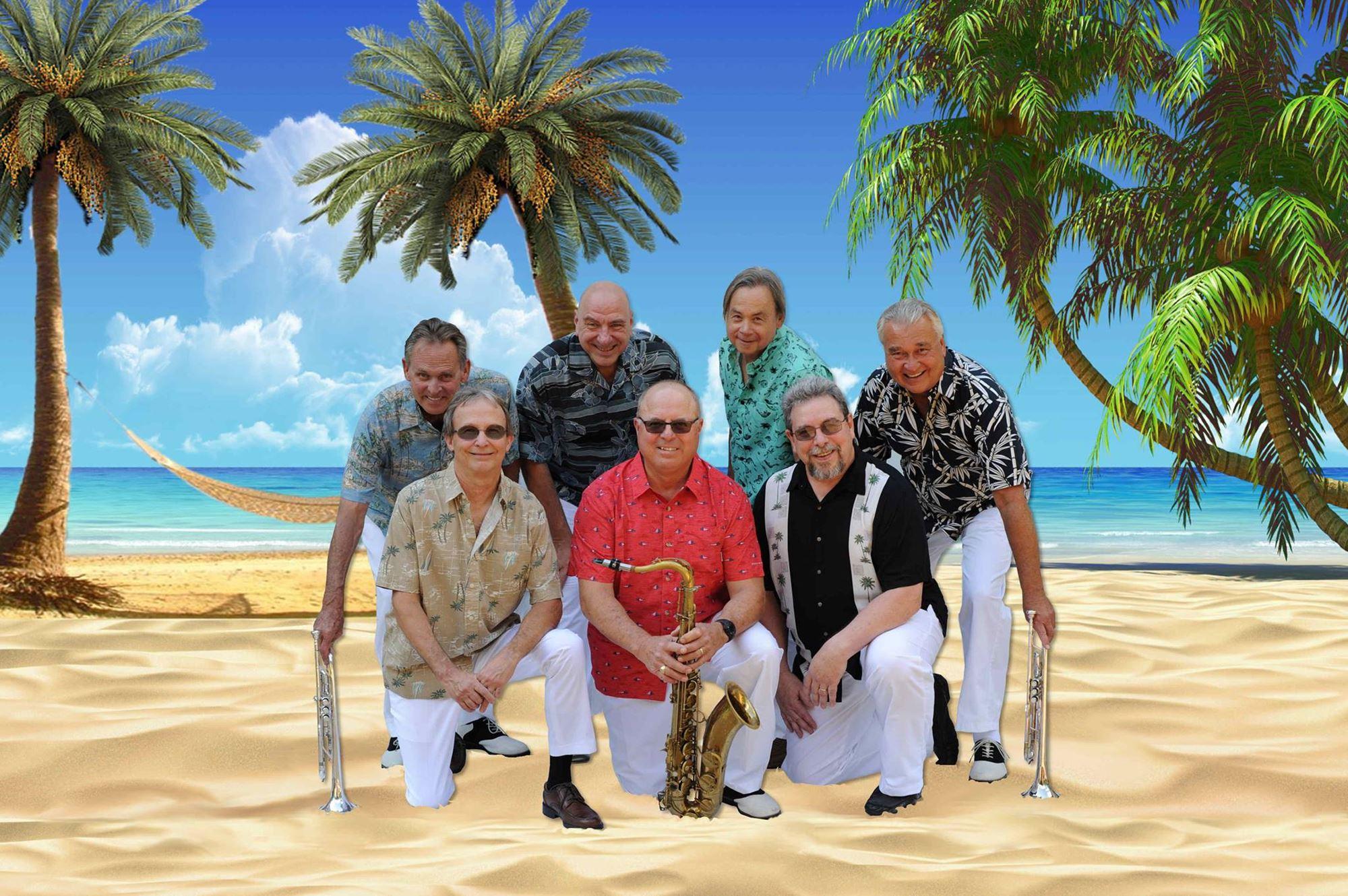 Thursday September 19       The Grains of Sand Band