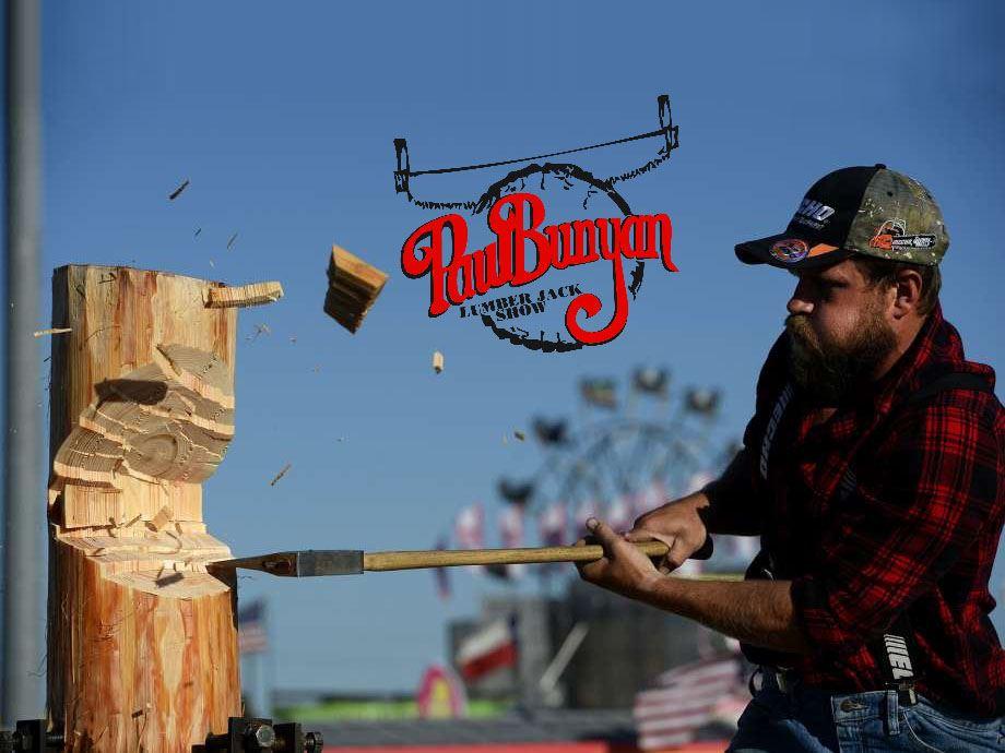 Paul Bunyun Lumberjack Show