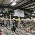 inside expo center during a trade show