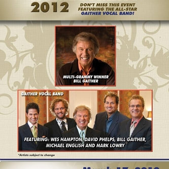 Gaither Vocal Band Concert