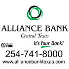 Alliance Bank Central Texas