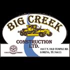 Big Creek Construction
