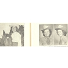1951 Queen Carolyn (Hall) Seachris Princess Margaret Kerr Princess Wanda (Arnold) Robinson