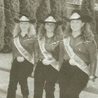 2007 Queen Corey (Heitz) Hanberg, Princess Katie (Doty) Krisher, Princess Michelle (True) Harris
