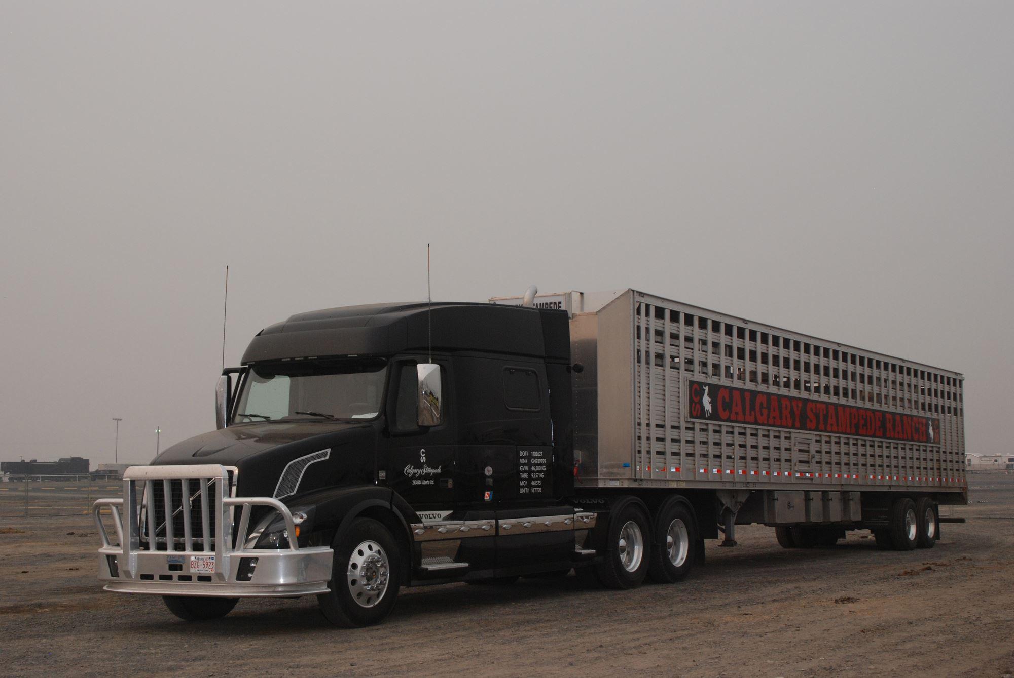 Calgary Stampede Truck