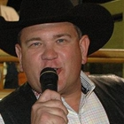 Rodeo Announcer Rodger Mooney