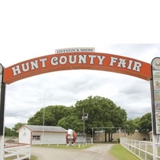 2021 Hunt County Fair and Livestock Show