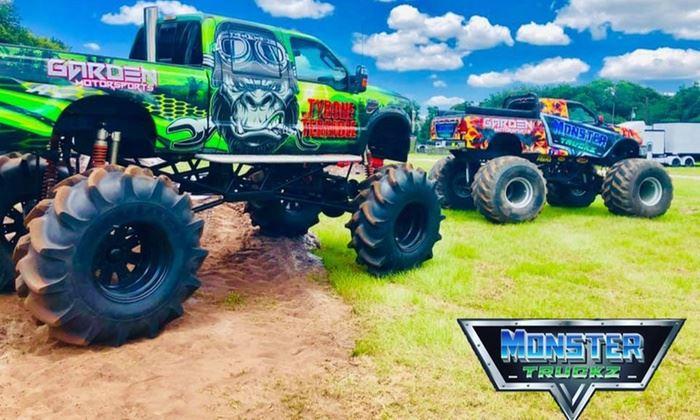 Monster Truckz Exxtreme