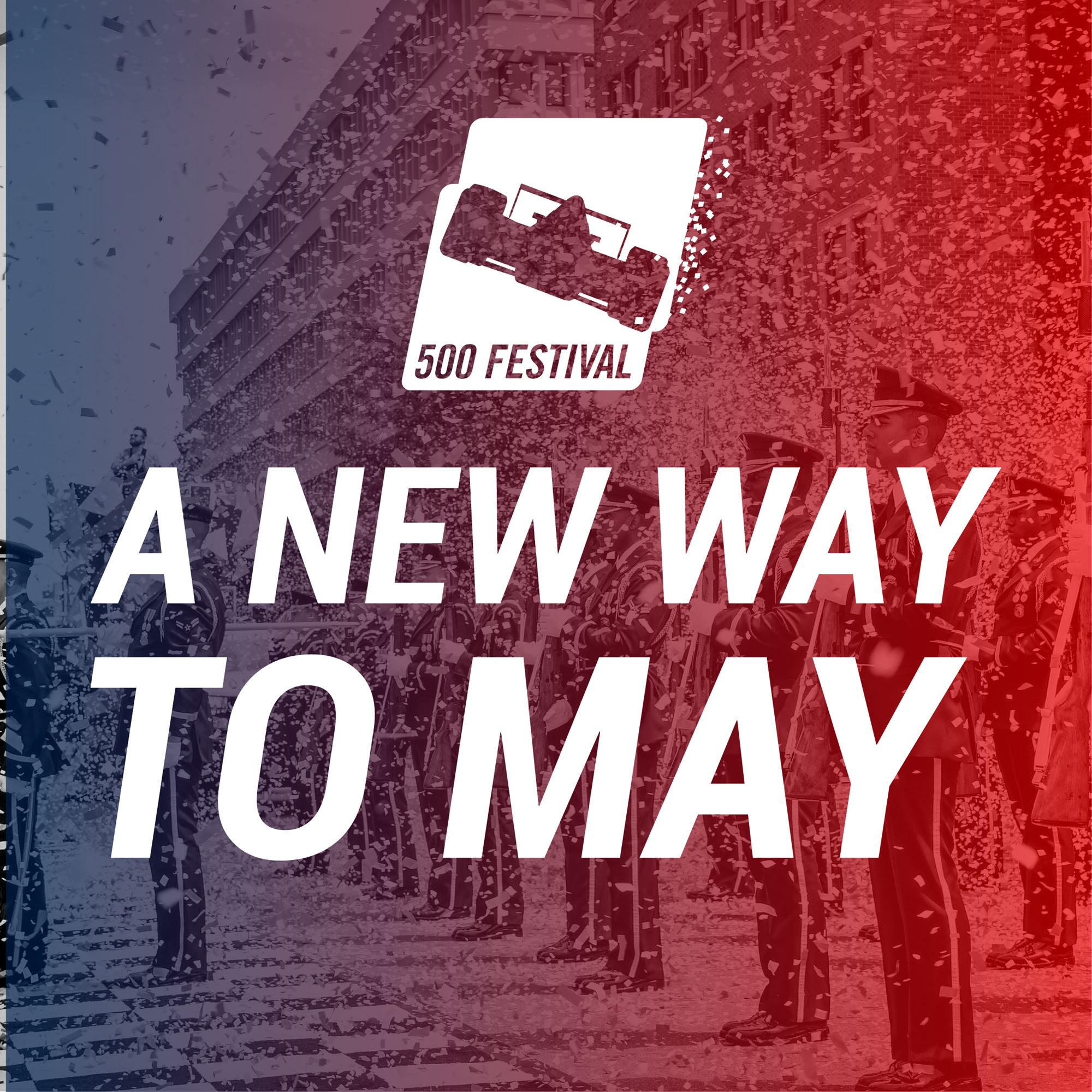 A New Way to May!
