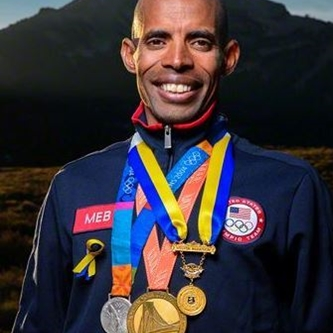 U.S. Olympian and Boston Marathon Winner Meb Keflezighi to run in 2016 Mini-Marathon