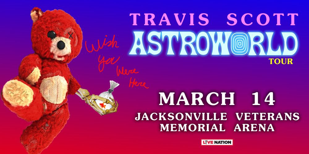 Travis Scott Astroworld Tour