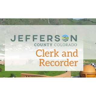 Jeffco Clerk and Recorder