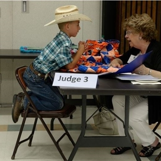 4-H Interview Judging: All Projects