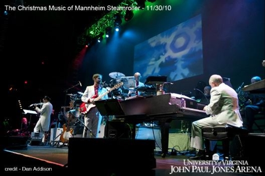 The Christmas Music of Mannheim Steamroller