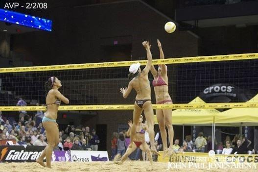 AVP Volleyball